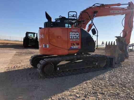 2018 New Hitachi 135G Excavator Chandler