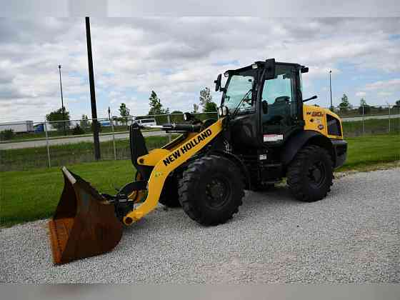 2018 Used NEW HOLLAND W80C HS Loader Chicago