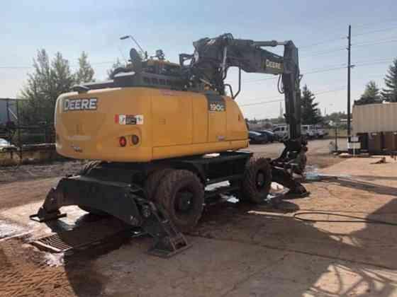 2019 Used John Deere 190GW Excavator Chandler