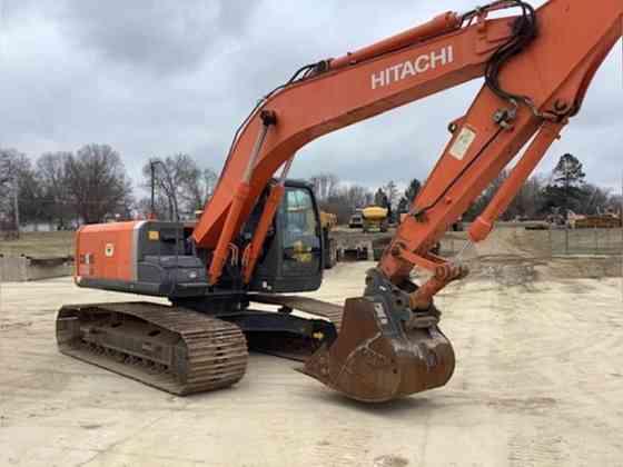2012 Used Hitachi ZX200LC3 Excavator Lisle