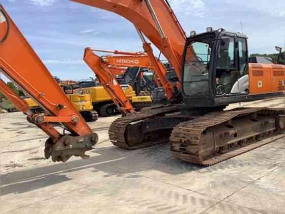2013 Used Hitachi ZX350LC-5 Excavator Lisle