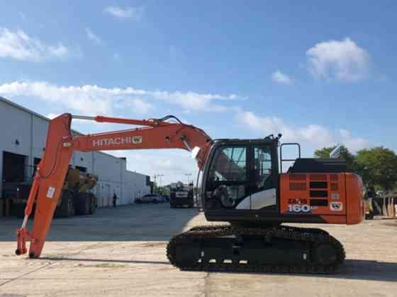 2019 Used Hitachi ZX160LC-6 Excavator Lisle