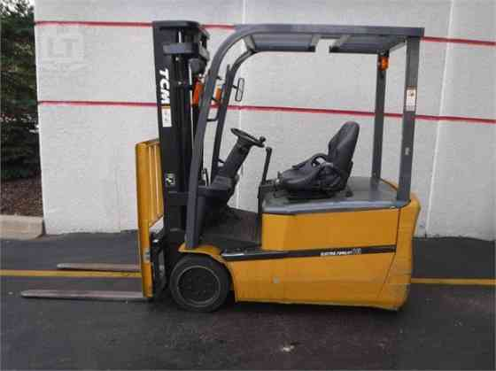 2011 Used TCM FTB18-7 Forklift Indianapolis