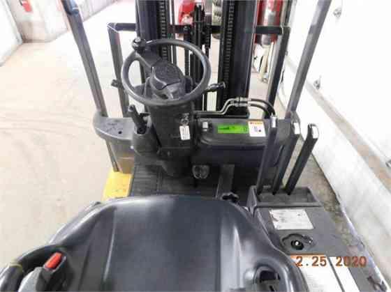 2011 Used TCM FTB16-7 Forklift Indianapolis