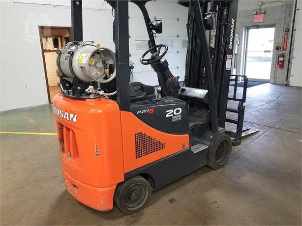 Having a minimum of 1 Year Forklift Experience