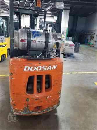 2015 Used DOOSAN GC18S-5 Forklift Indianapolis