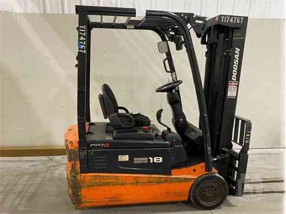 2013 Used DOOSAN B18T-5 Forklift Indianapolis