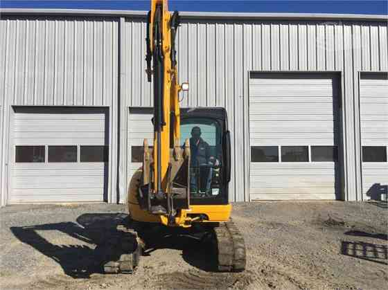 2011 Used JCB 8055 RTS Excavator Little Rock