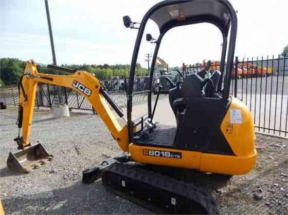 2016 Used JCB 8018CTS Excavator Little Rock