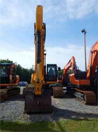 2014 Used JCB JS220N LC Excavator Little Rock