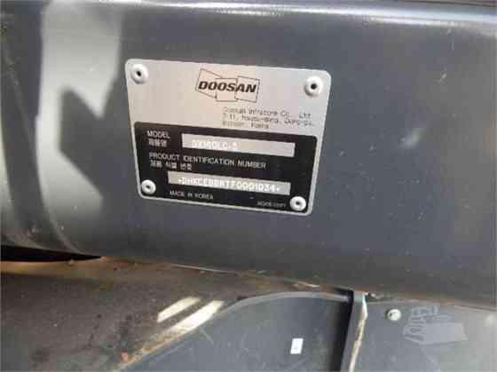 2016 Used DOOSAN DX140 LC-5 Excavator Little Rock