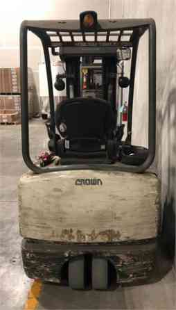 2004 Used CROWN SC4020-30 Forklift Chicago
