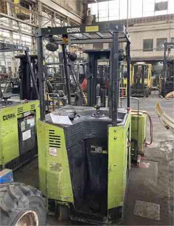 2016 Used CLARK ESX20 Forklift Chicago