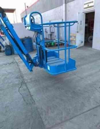 2012 Used GENIE Z34/22N Boom Lift Kansas City, Missouri