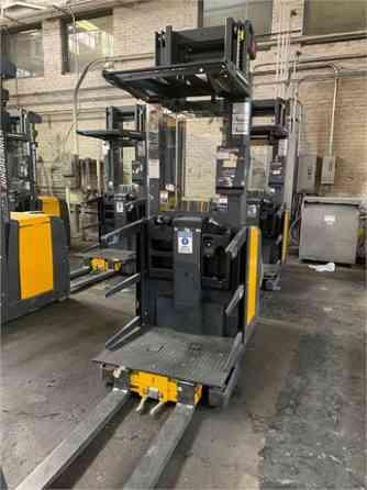 2015 Used JUNGHEINRICH EKS208 Forklift Chicago