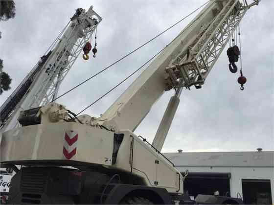 2013 Used TEREX QUADSTAR 1100 Crane San Leandro