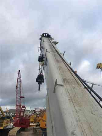 2013 Used LINK-BELT TCC-1100 Crane San Leandro