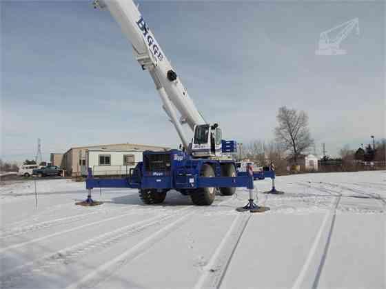 2012 Used LINK-BELT RTC-8090 II Crane San Leandro