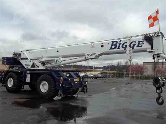 2007 Used LINK-BELT RTC-8090 Crane San Leandro