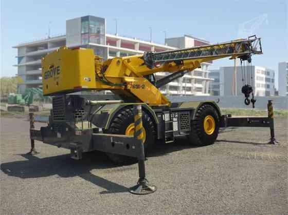 2012 Used GROVE RT765E-2 Crane San Leandro