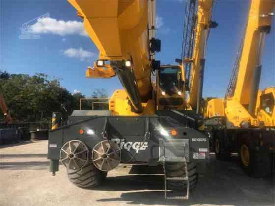 2017 Used GROVE GRT8100 Crane San Leandro