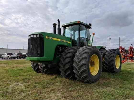 1997 Used JOHN DEERE 9300 Tractor Owensboro