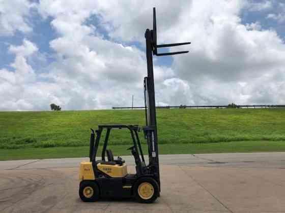 Used DOOSAN D25S-3 Forklift Duncan