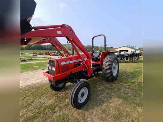 2003 Used MASSEY-FERGUSON 471 Tractor Owensboro