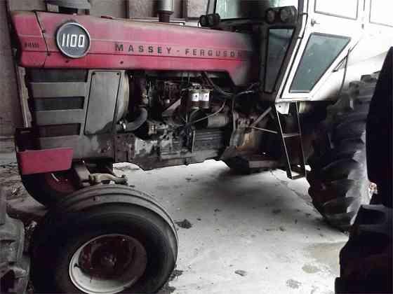 1972 Used MASSEY-FERGUSON 1100 Tractor Owensboro