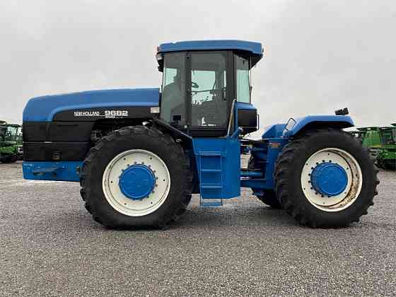 1996 Used NEW HOLLAND 9682 Tractor Owensboro