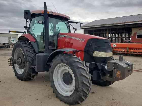 2015 Used CASE IH PUMA 185 CVT Tractor Owensboro