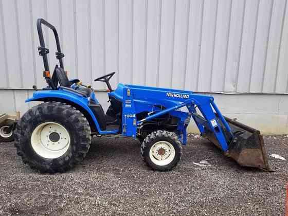 2002 Used NEW HOLLAND TC29D Tractor Cincinnati