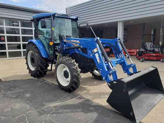 2021 Used NEW HOLLAND WORKMASTER 75 Tractor Cincinnati