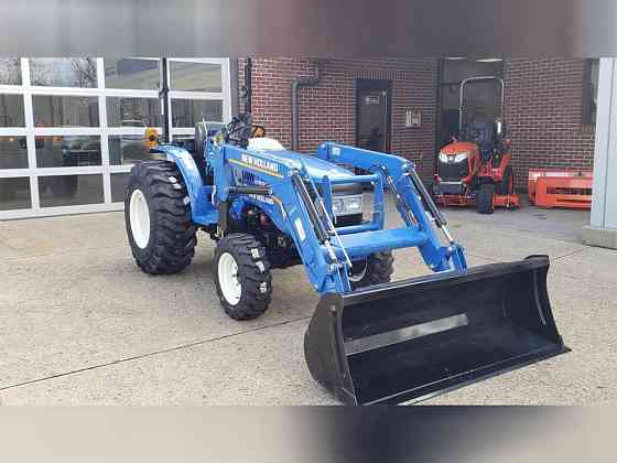 2021 Used NEW HOLLAND WORKMASTER 25 Tractor Cincinnati
