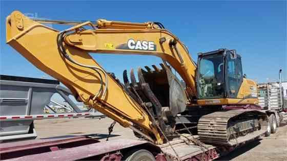 2012 Used CASE CX250C Excavator West Fargo