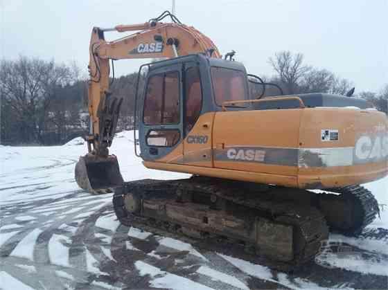 2005 Used CASE CX160 Excavator West Fargo