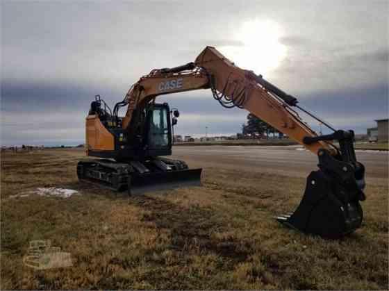 2019 Used CASE CX145DSR Excavator West Fargo