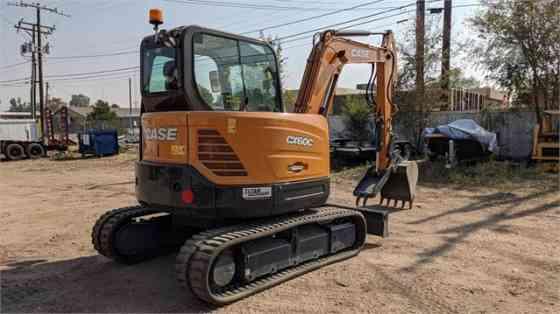 2020 Used CASE CX60C Excavator West Fargo