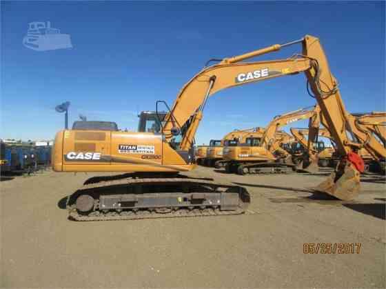 2011 Used CASE CX250C Excavator West Fargo