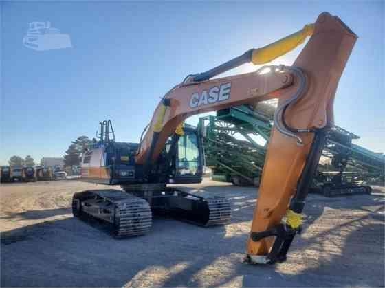 2020 Used CASE CX300D Excavator West Fargo