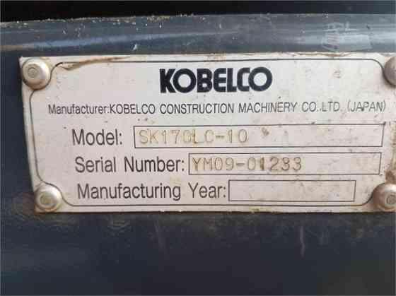 2017 Used KOBELCO SK170 Excavator West Fargo