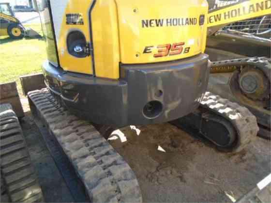 2014 Used NEW HOLLAND E35B Excavator Cedar Rapids