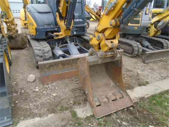 2016 Used GEHL Z55 Excavator Cedar Rapids