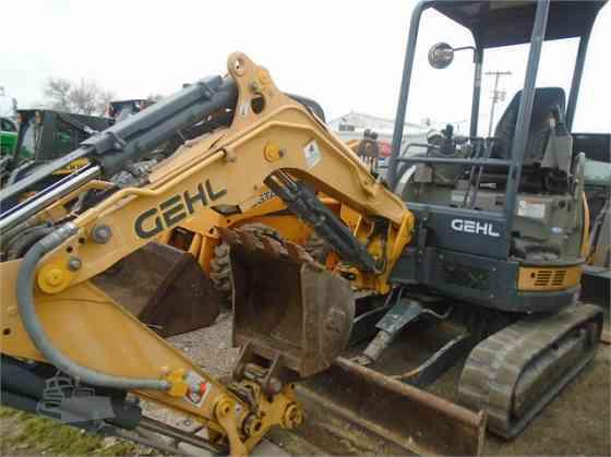 2013 Used GEHL Z27 Excavator Cedar Rapids