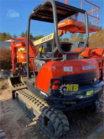 2019 Used KUBOTA KX71-3 Excavator Concord, New Hampshire