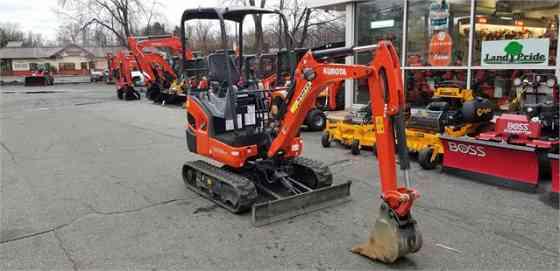 2019 Used KUBOTA KX018 Excavator Concord, New Hampshire