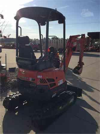2012 Used KUBOTA U17 Excavator Des Moines, Iowa