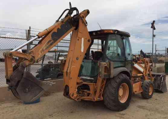2012 Used CASE 580SN Backhoe San Diego