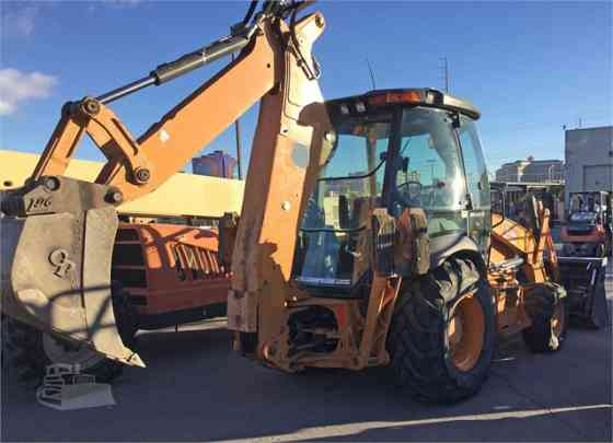 2012 Used CASE 580N Backhoe San Diego