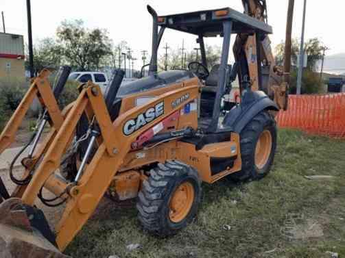 2014 Used CASE 580M Backhoe San Diego